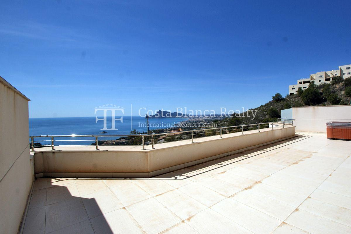 Modern apartment with great terrace and panoramic sea views, Altea - 1 - CHFi439