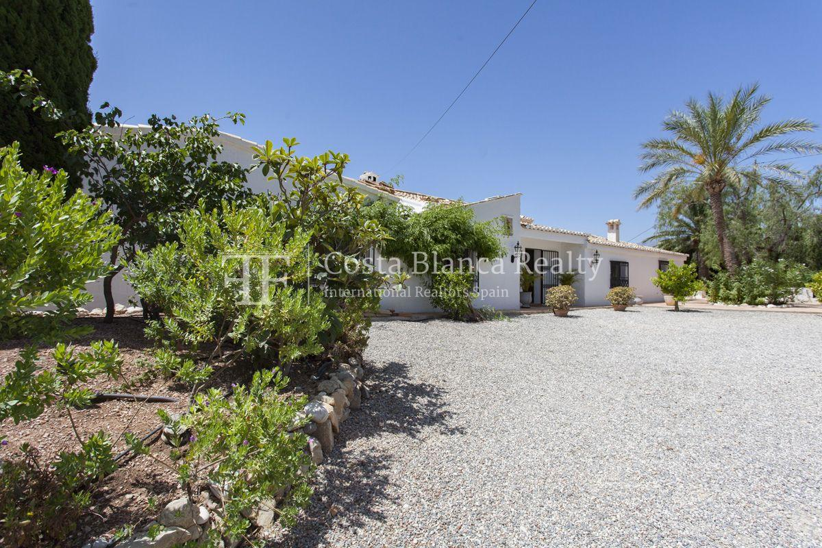 ++SOLD BY COSTABLANCA-REALTY.COM++ Villa for sale in San Chuchim in Ibiza style with panoramic sea views, Altea / Old Town - 50 - CHFi704
