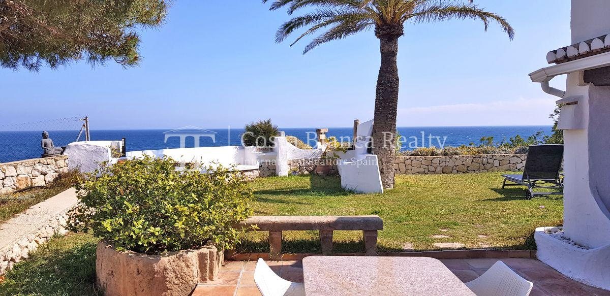 House for sale at first line in Moraira - 30 - CHFi780