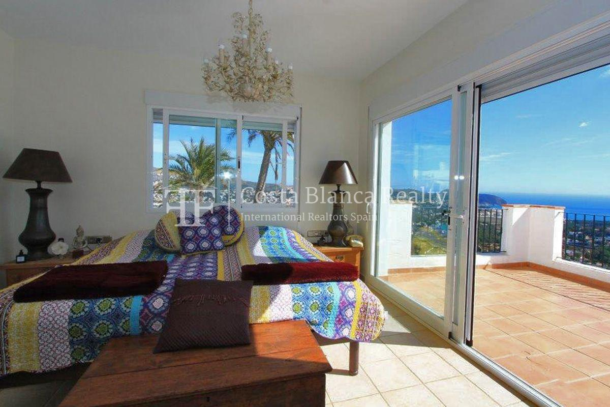 Dream villa with panoramic views over the Sea and the Mountains, Benimeit - 10 - CHFi422