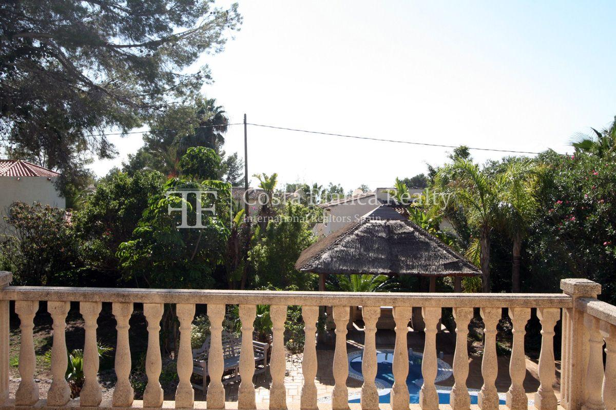 Wonderful Villa at the Sierra de Altea built on a large plot with sea view - 17 - CHFi556
