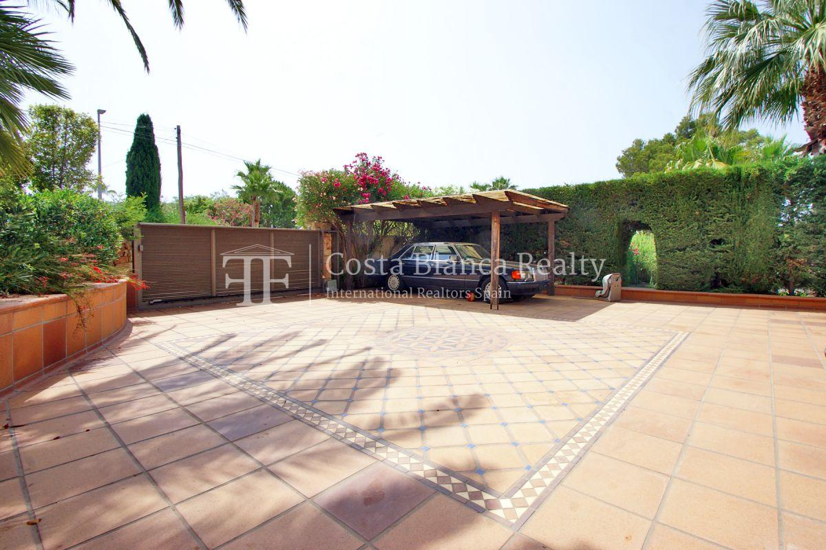 Magnificent luxury villa with extra building plot in the Sierra de Altea for sale - 56 - CHFi826