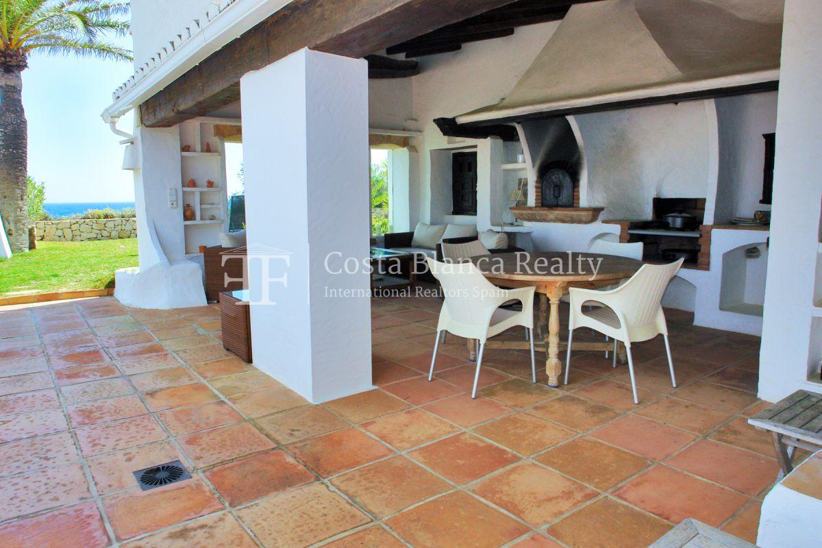House for sale at first line in Moraira - 14 - CHFi780