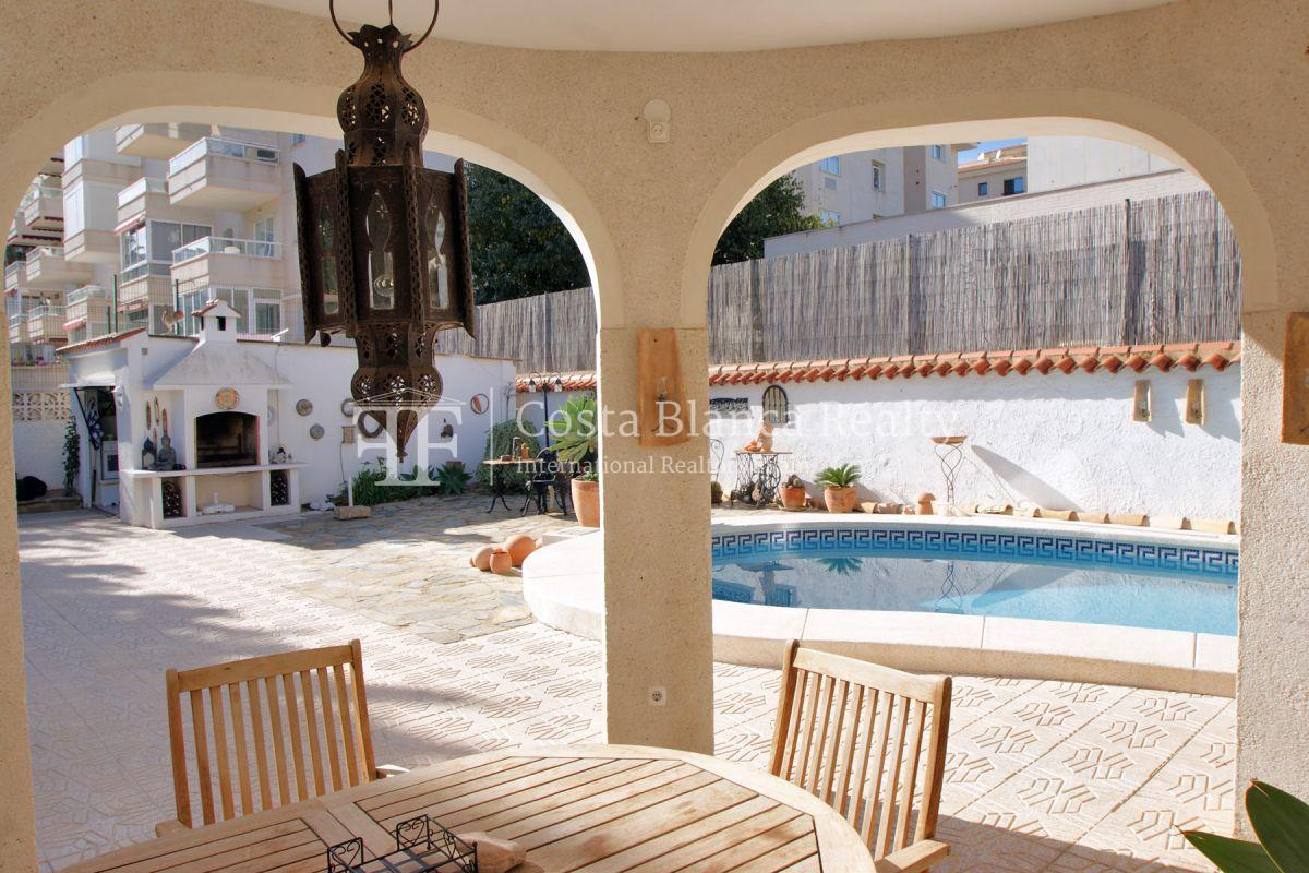 Well maintained end terraced house with private pool in Albir - 12 - JOFi266