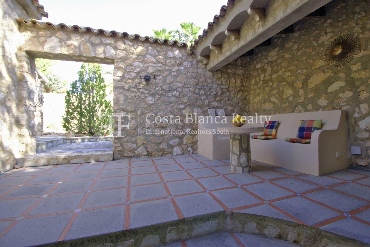 Great house for sale with separate guest house in Alfaz del pi, El Cautivador - 33 - CHFi120