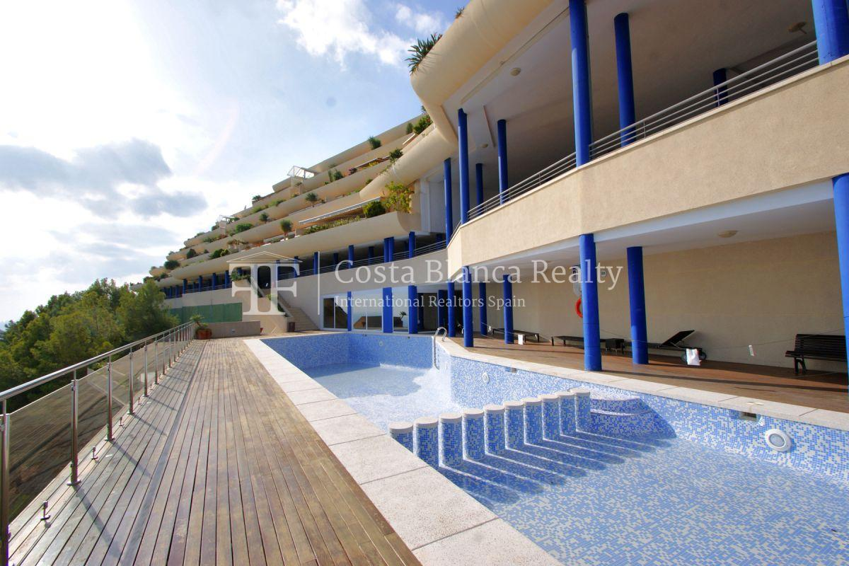 Modern apartment in Altea Hills with panoramic sea views for sale - 32 - CHFi756