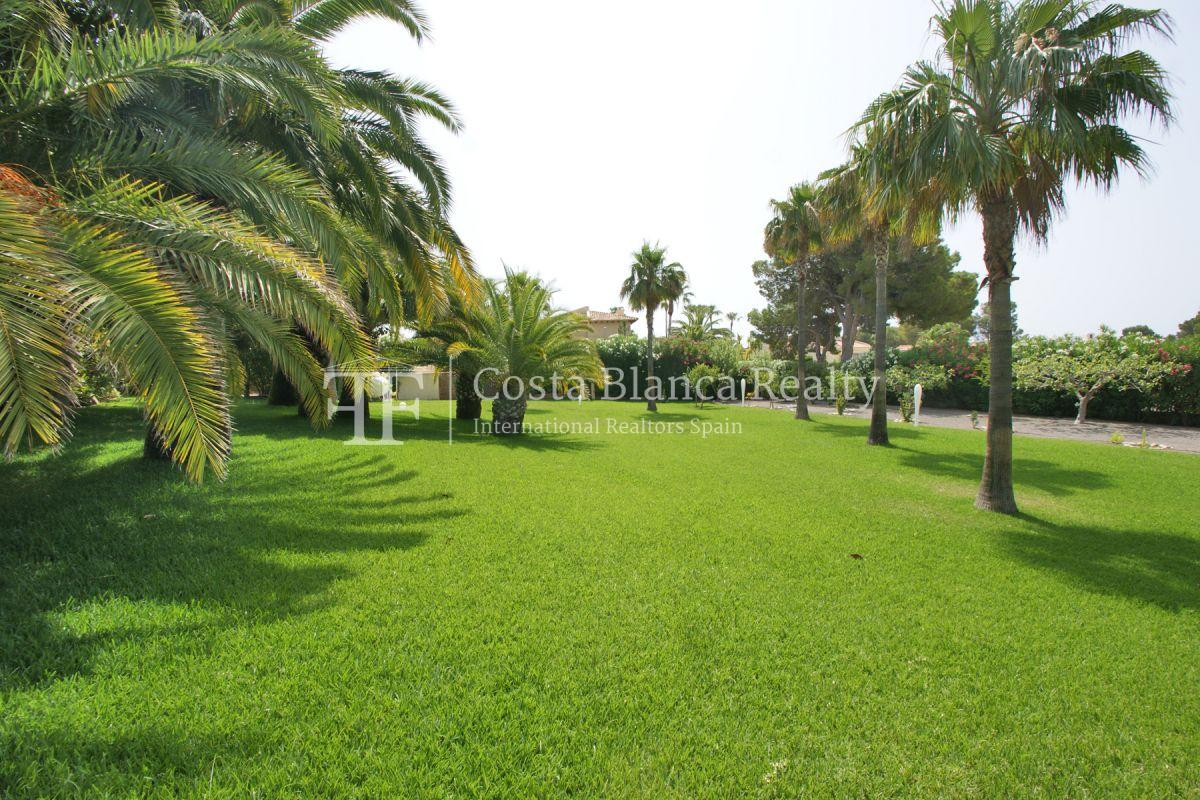 Magnificent luxury villa with extra building plot in the Sierra de Altea for sale - 49 - CHFi826