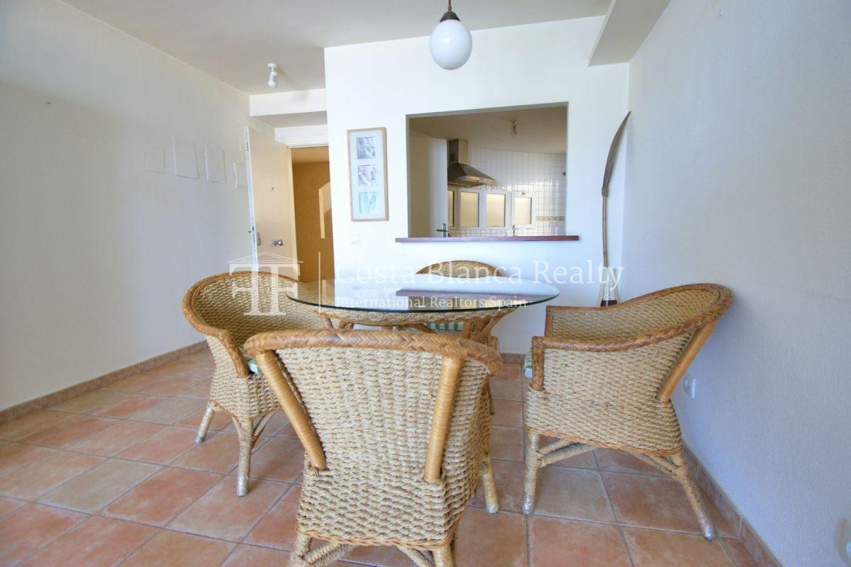 Nice 2 Bedroom apartment with sea views in Cap Negret for sale - 5 - CHFi823