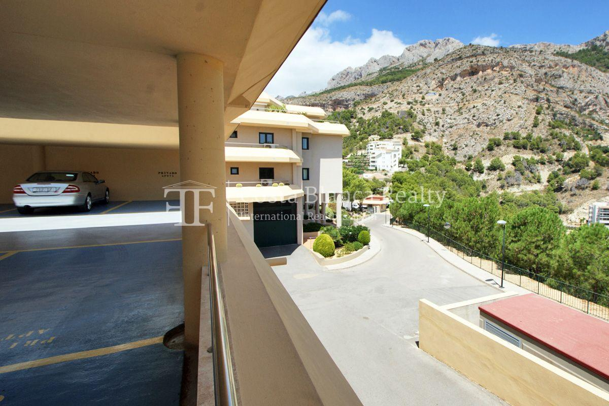Duplex Penthouse Apartment for sale with great sea views in Altea, Villa Marina Golf - 39 - CHFi653