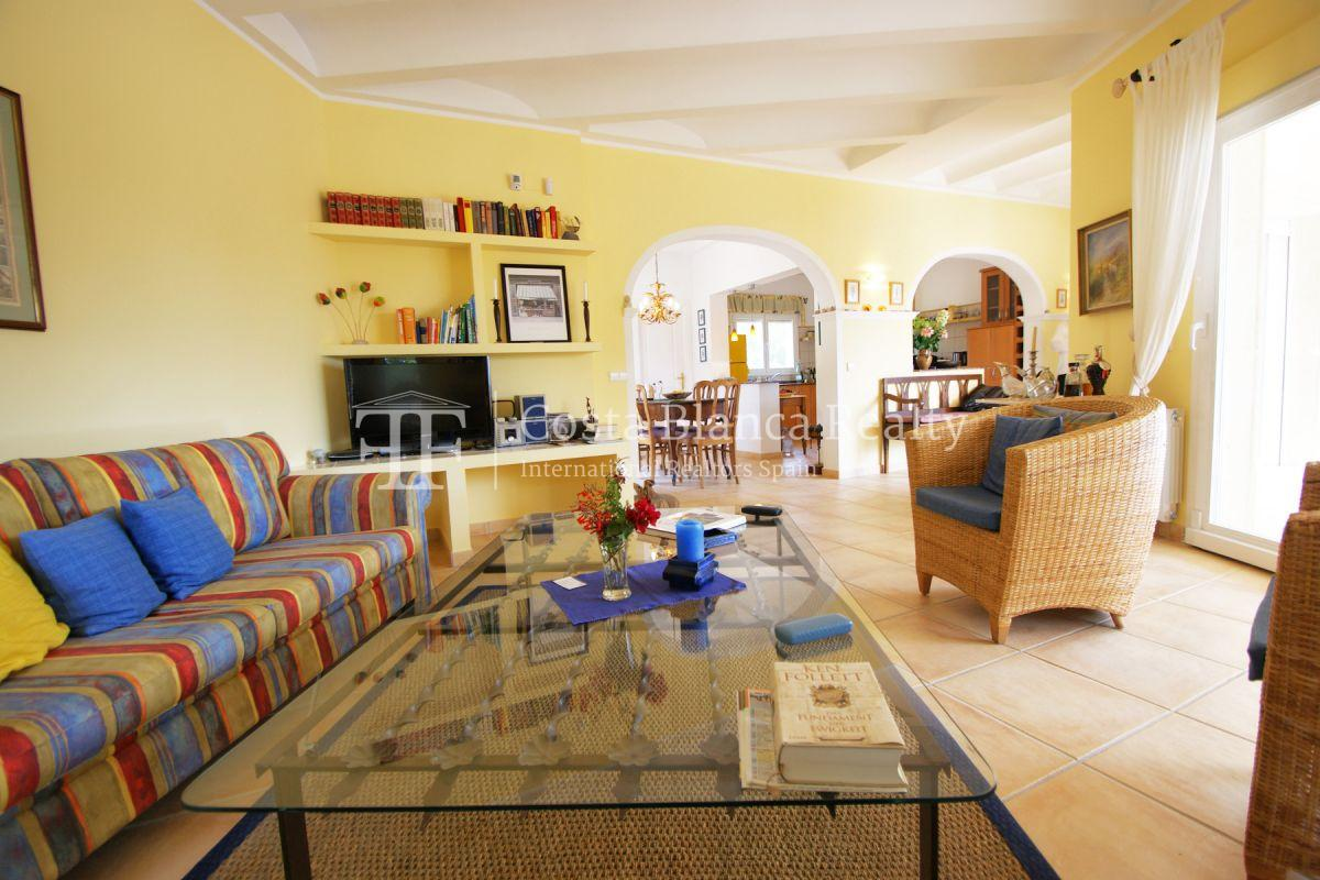 Great house for sale with separate guest house in Alfaz del pi, El Cautivador - 4 - CHFi120