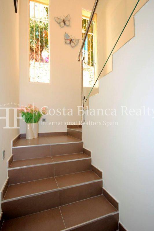 Beautifully renovated house / villa with sea views in Altea for sale, Sierra de Altea - 9 - FPAS105