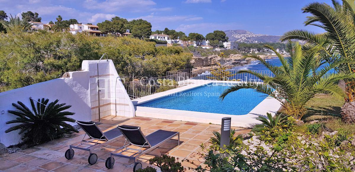 House for sale at first line in Moraira - 29 - CHFi780