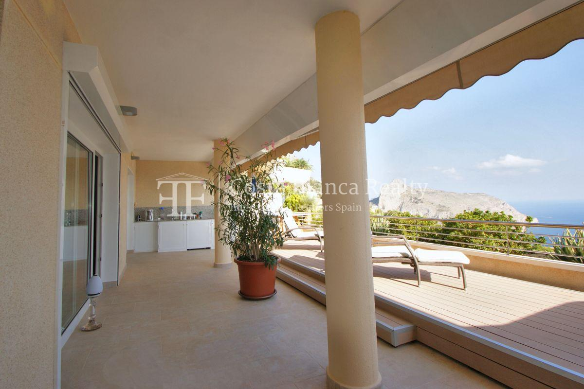 Modern apartment in Altea Hills with panoramic sea views for sale - 30 - CHFi756