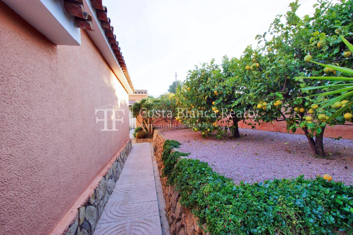 Wonderfully maintained house with sea views in La Nucia - 38 - CHFi763