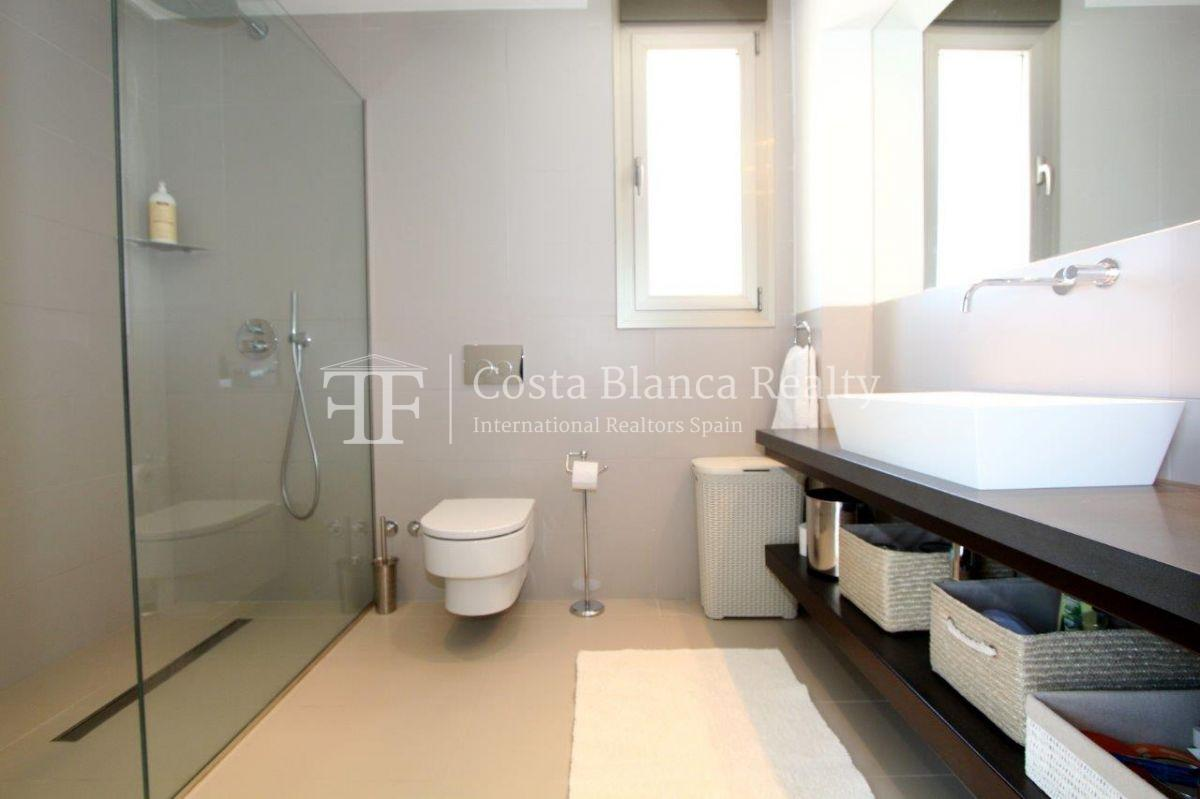 Luxury newly built villa at first line for sale, Calpe, El Tossal, Spain - 16 - CHFi512