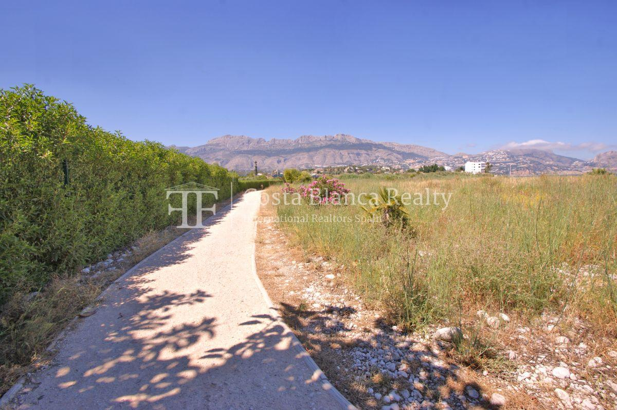 Apartment on the seafront in the center of Altea (with access to Playa Espigo) - 31 - CHFi824