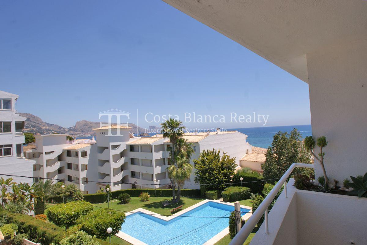Apartment Altea Cap Negret, Apartment for sale Altea, Apartment Sea View Cap negret, - 1 - CHFi823