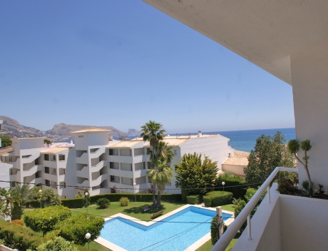 CHFi823: Nice 2 Bedroom apartment with sea views in Cap Negret for sale - Main
