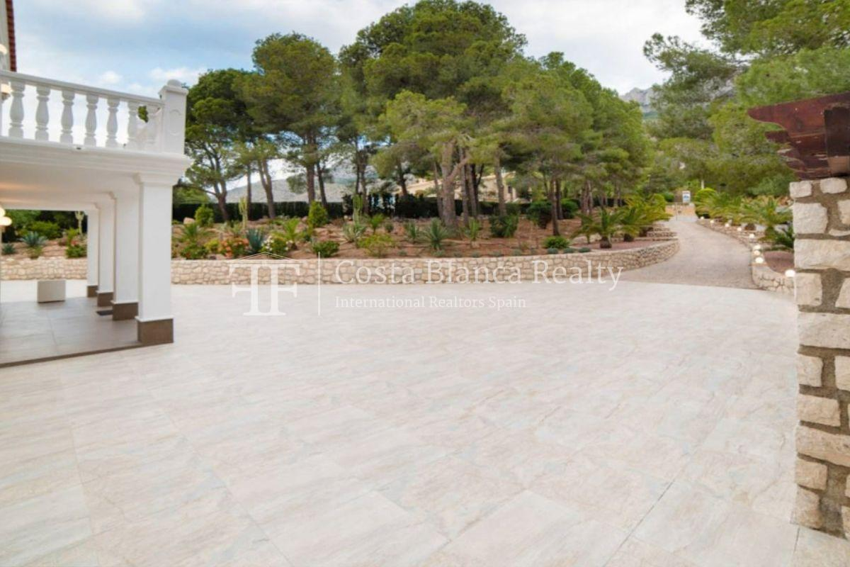 Impressive villa in the Sierra de Altea with 360º panoramic sea views - 38 - CHFi762