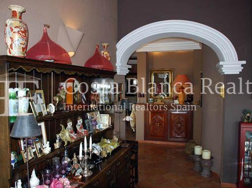 Cozy house with panoramic views of the sea, Sierra de Altea Golf - 10 - JOFi150
