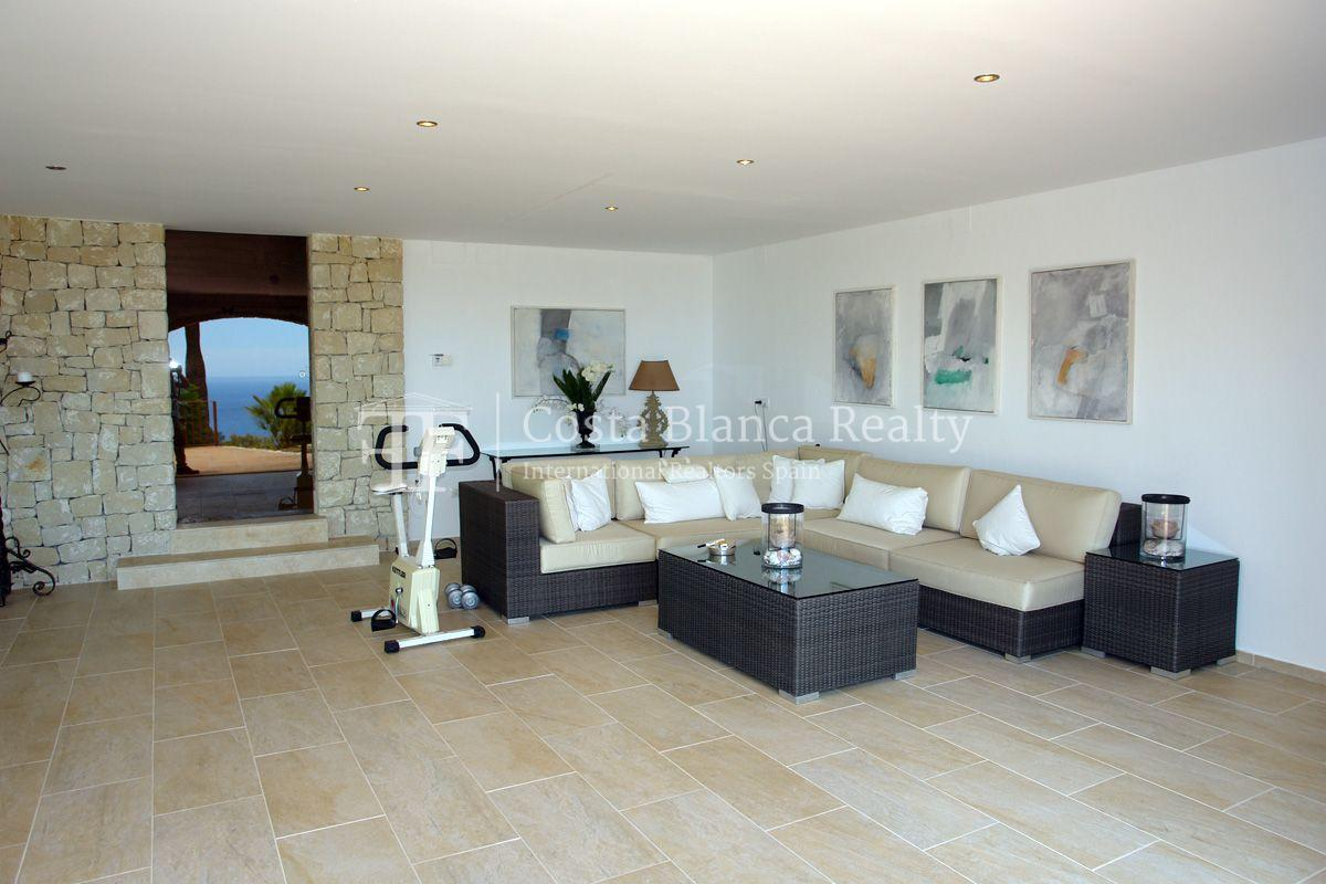 Great modern finca with panoramic sea views in Benissa - 40 - CHFi501
