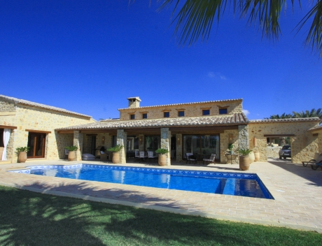 MORA294: Premium finca with panoramic sea views on Calpe, Benitachell - Main
