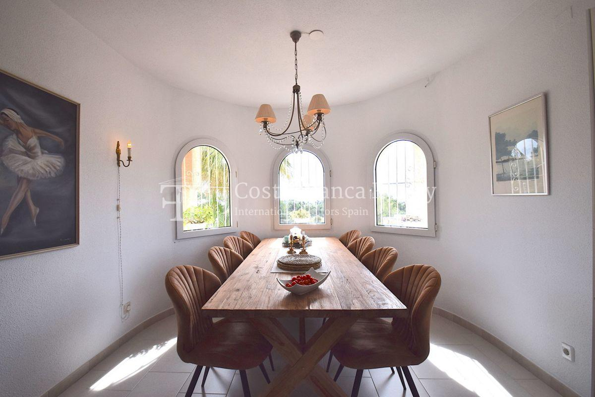 Beautifully renovated villa with sea views in Altea, Montahud - 9 - CHFi743