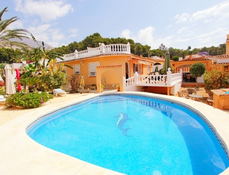 CHFi738: Wonderful house 500 meters from the beach in Altea - Main