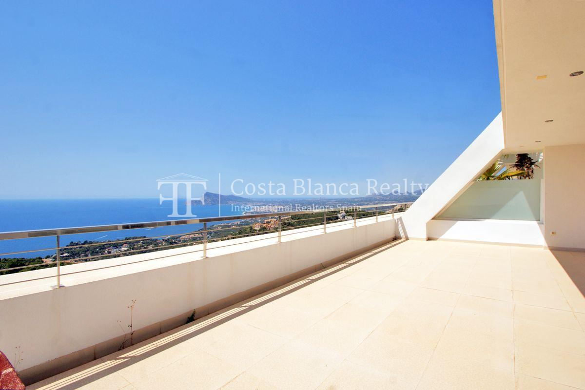 Nice modern apartment with fantastic sea views in Altea Hills for sale - 7 - CHFi828