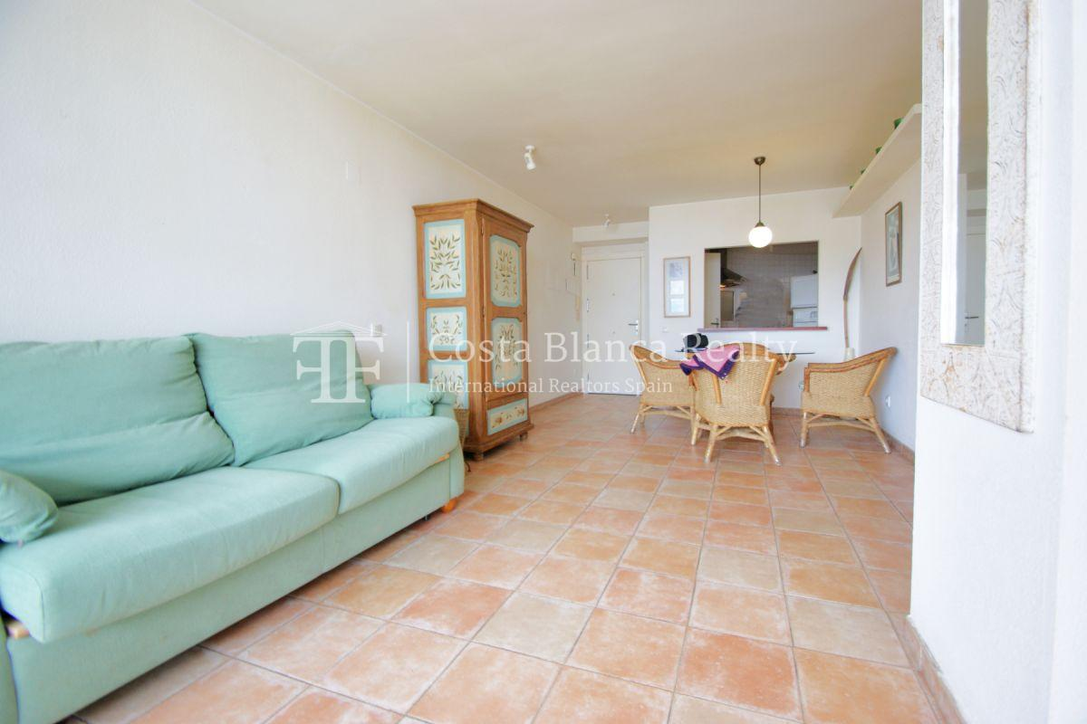 Nice 2 Bedroom apartment with sea views in Cap Negret for sale - 3 - CHFi823