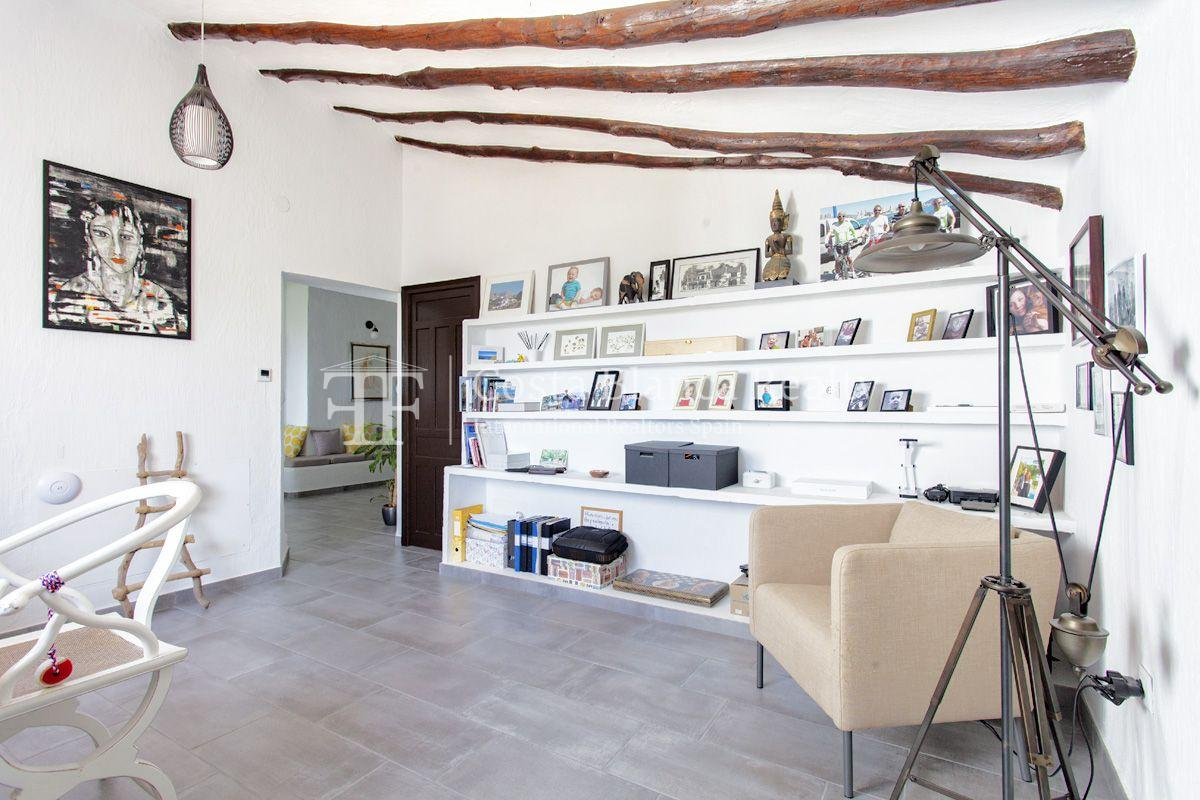 ++SOLD BY COSTABLANCA-REALTY.COM++ Villa for sale in San Chuchim in Ibiza style with panoramic sea views, Altea / Old Town - 16 - CHFi704