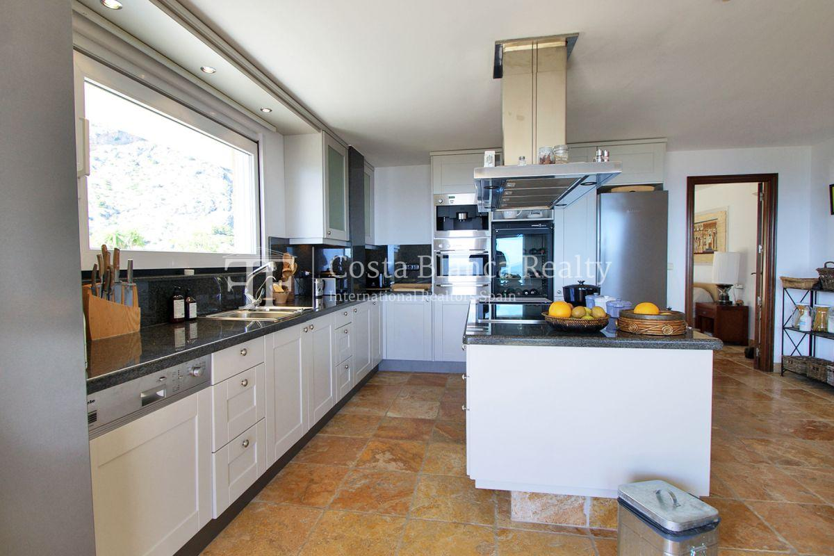 Duplex penthouse apartment for sale in Villa Marina Golf Altea - 14 - CHFi803