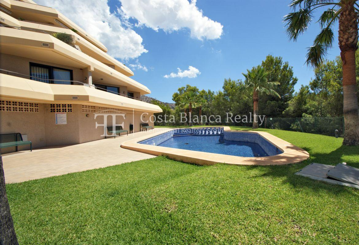 Duplex Penthouse Apartment for sale with great sea views in Altea, Villa Marina Golf - 44 - CHFi653