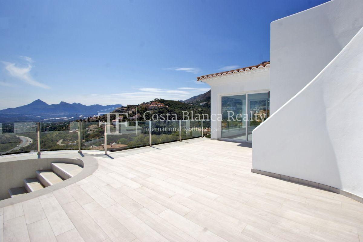 Modern villa with great views for sale in Altea Hills - 40 - CHFi820