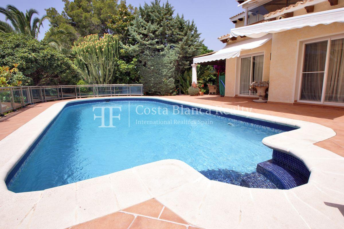 Magnificent luxury villa with extra building plot in the Sierra de Altea for sale - 39 - CHFi826
