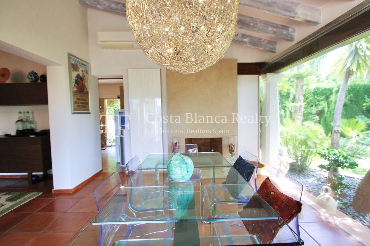 Magnificent luxury villa with extra building plot in the Sierra de Altea for sale - 8 - CHFi826