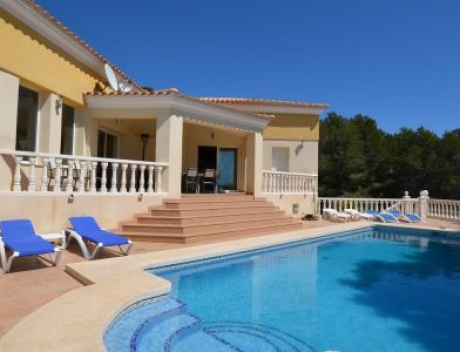 JOFi171: Very well maintained house with partial sea view, Galera de las Palmeras - Main