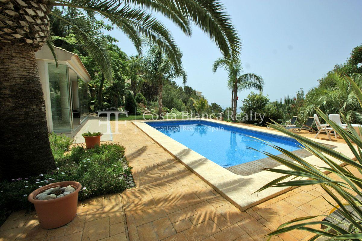 Superb Villa with Great Views in the Sierra de Altea, plus extra Plot of 800m2 - 30 - CHFi450