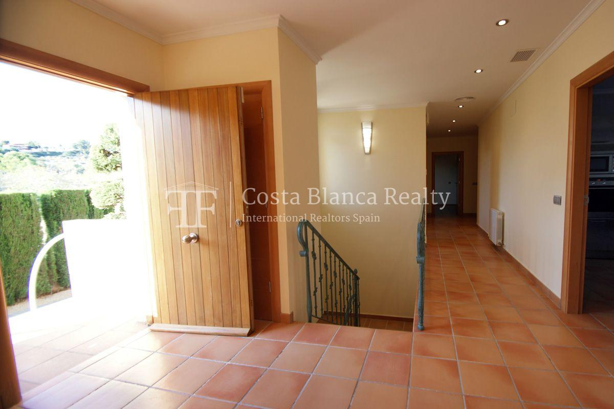 Very nice one level property with unobstructable sea view in Calpe - 38 - CHFi543
