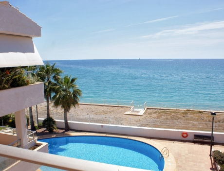 CHFi357: First line apartment within walking distance to the center of Altea, Cap Negret - Main