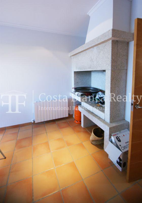 Very nice one level property with unobstructable sea view in Calpe - 15 - CHFi543