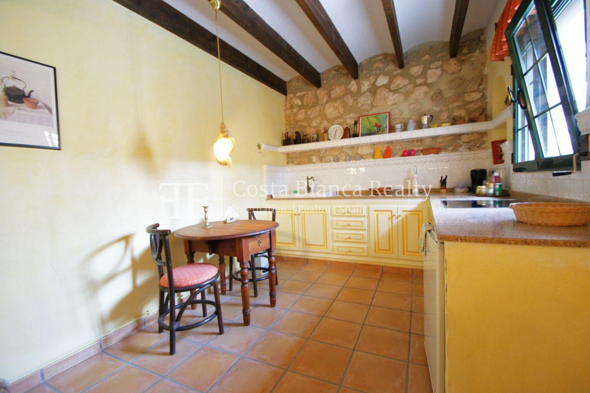 Great house for sale with separate guest house in Alfaz del pi, El Cautivador - 37 - CHFi120