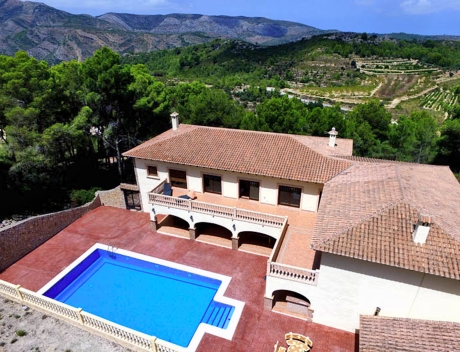 MORA431: Exclusive stone finca with charm and total privacy - Main